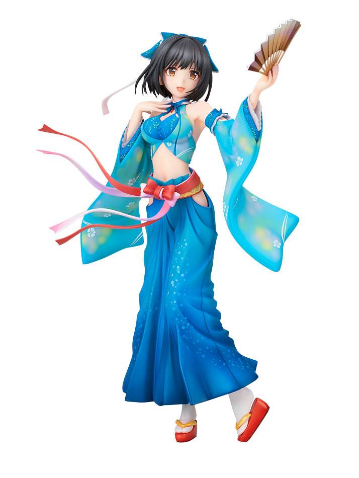 The Idolmaster Cinderella Girls PVC Statue 1/7 Kako Takafuji Talented Lady of Luck Ver. 25 cm