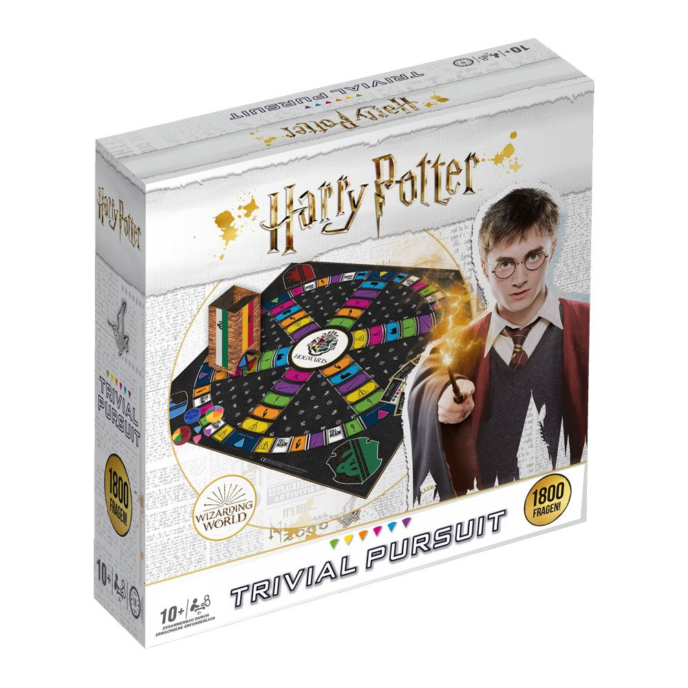 Harry Potter Board Game XL Trivial Pursuit *German Version*