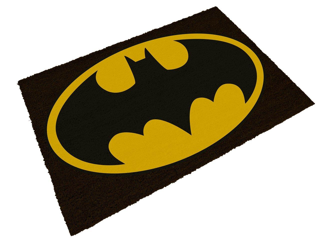 DC Comics Doormat Batman Logo 43 x 72 cm