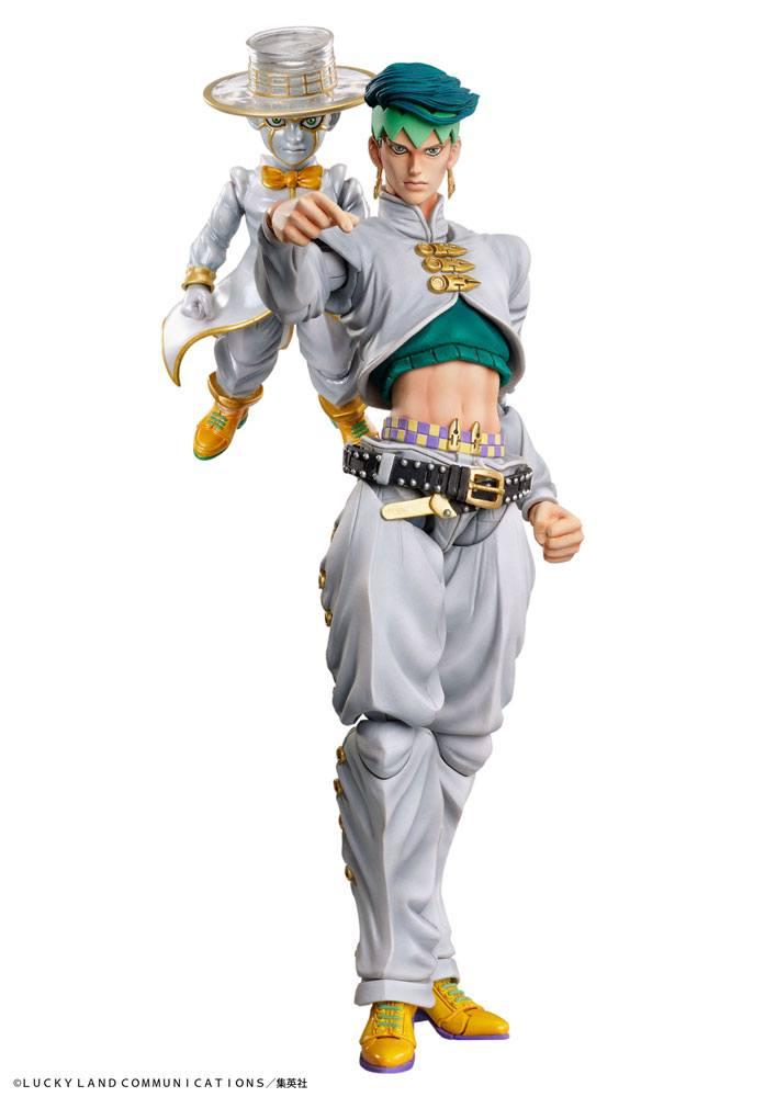 JoJo's Bizarre Adventure Action Figure Chozokado (Rohan Kishibe & Heaven's Door) 6 - 15 cm