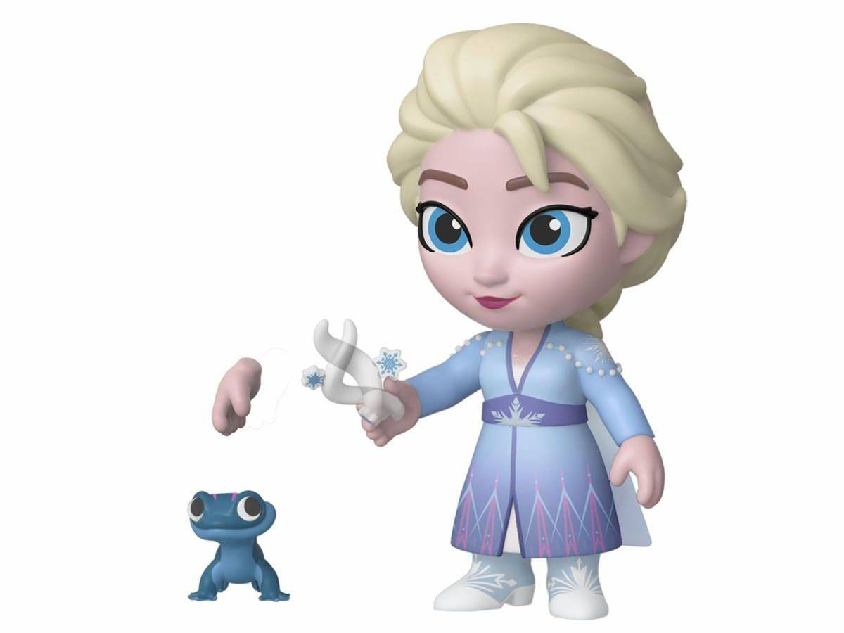 Frozen II 5-Star Action Figure Elsa 8 cm