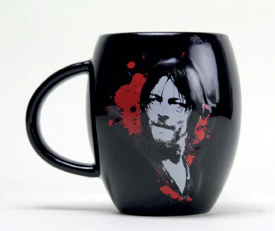 Walking Dead Oval Mug Walker Hunter