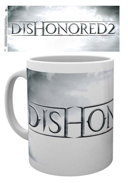 Dishonored 2 Mug Logo