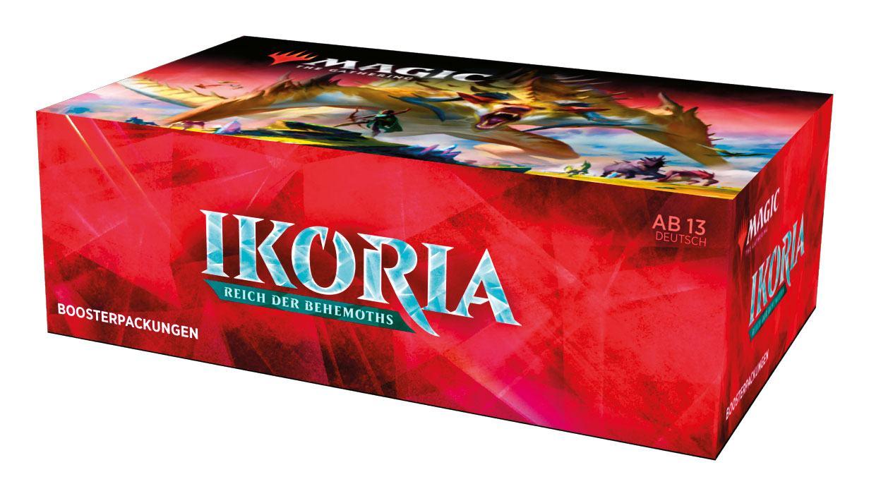 Magic the Gathering Ikoria: Reich der Behemoths Booster Display (36) german