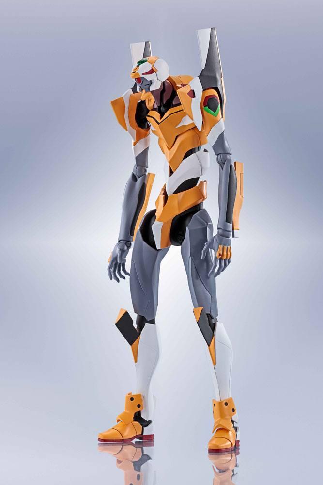 Rebuild of Evangelion Robot Spirits Action Figure Evangelion EVA-00 Prototype 17 cm