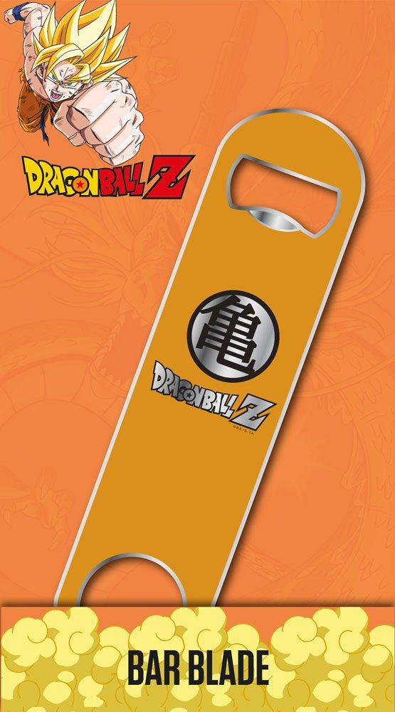 Dragonball Z Bar Blade / Bottle Opener Logo 12 cm