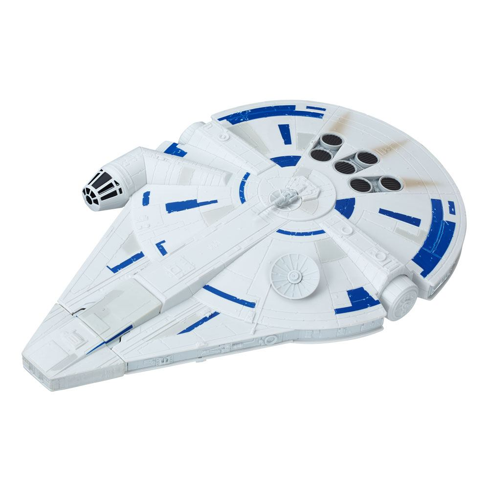 Star Wars Solo Force Link 2.0 Vehicle 2018 Millennium Falcon