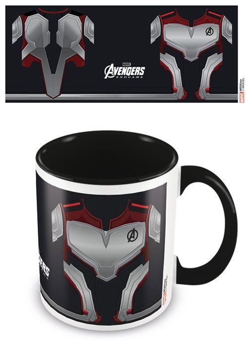 Avengers: Endgame Coloured Inner Mug Quantum Realm Suit