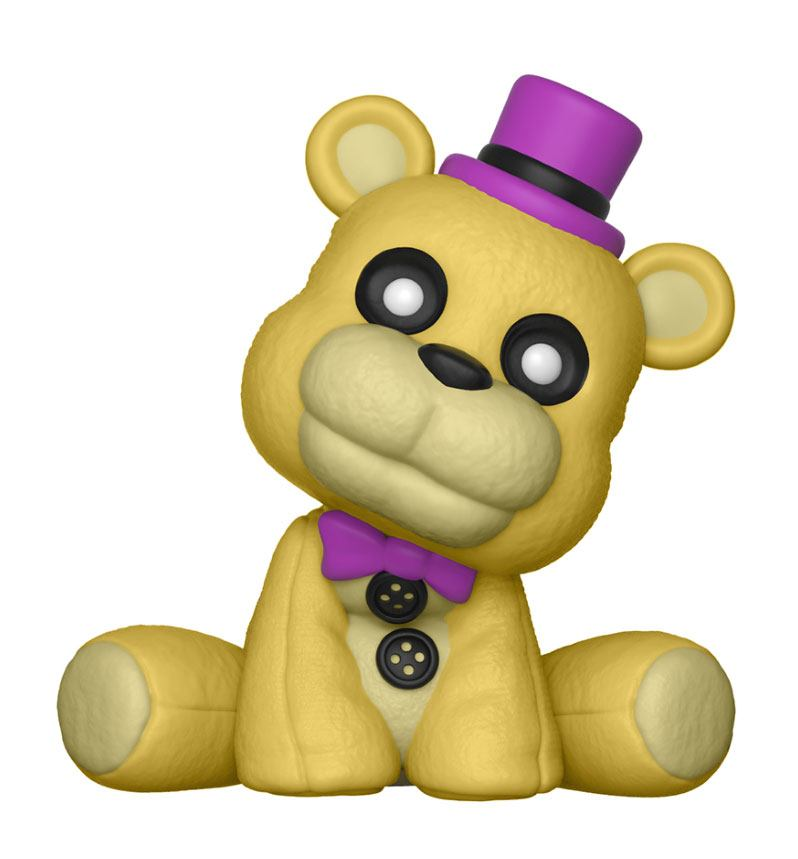 Five Nights at Freddy's Vinyl Figure Golden Freddy 9 cm