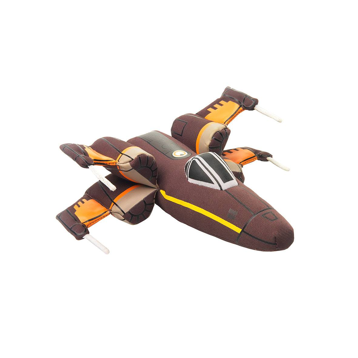Star Wars Episode VII Plush Vehicle Millennium Poe's X-Wing Fighter 20 cm