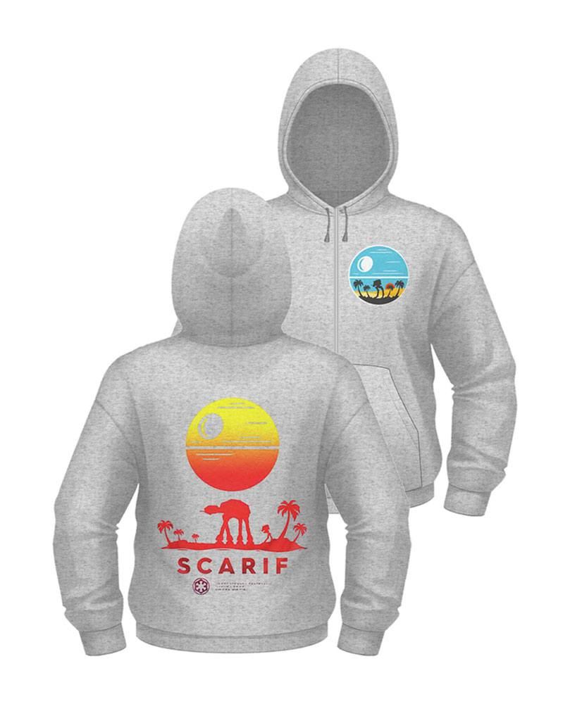 Star Wars Rogue One Hooded Sweater Scarif Size XL