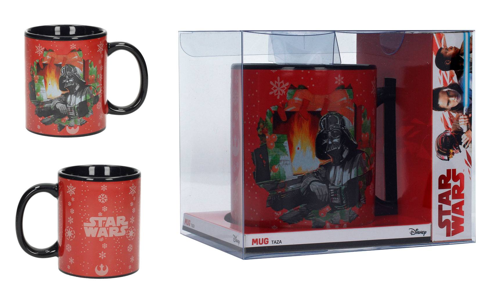 Star Wars Episode VIII Mug Darth Vader Christmas
