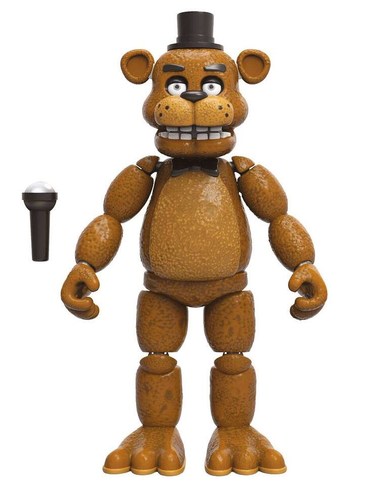 Five Nights at Freddy's Action Figure Freddy 13 cm