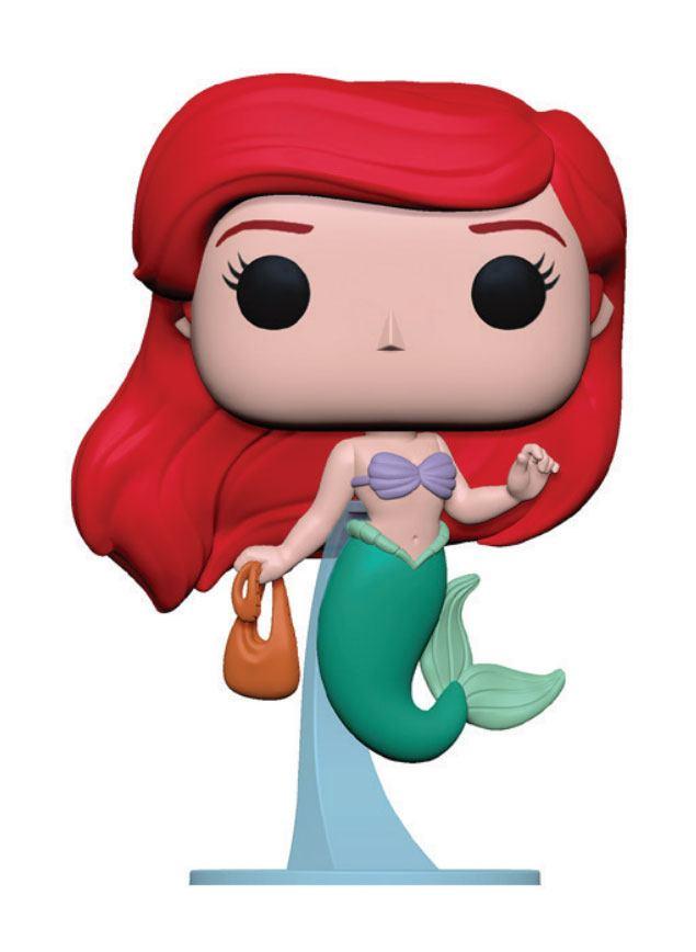 The Little Mermaid POP! Disney Vinyl Figure Ariel w/ Bag 9 cm