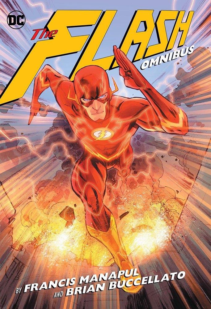 DC Comics Comic Book Flash by Manapul & Buccellato Omnibus english