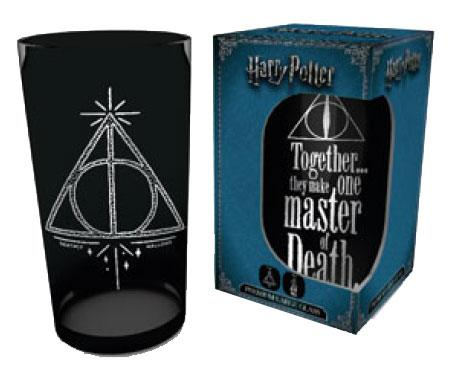 Harry Potter Premium Pint Glass Deathly Hallows