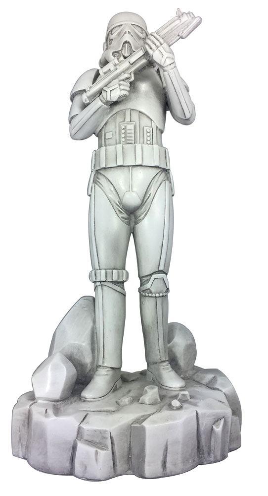Star Wars Garden Ornament Stone Stormtrooper 42 cm