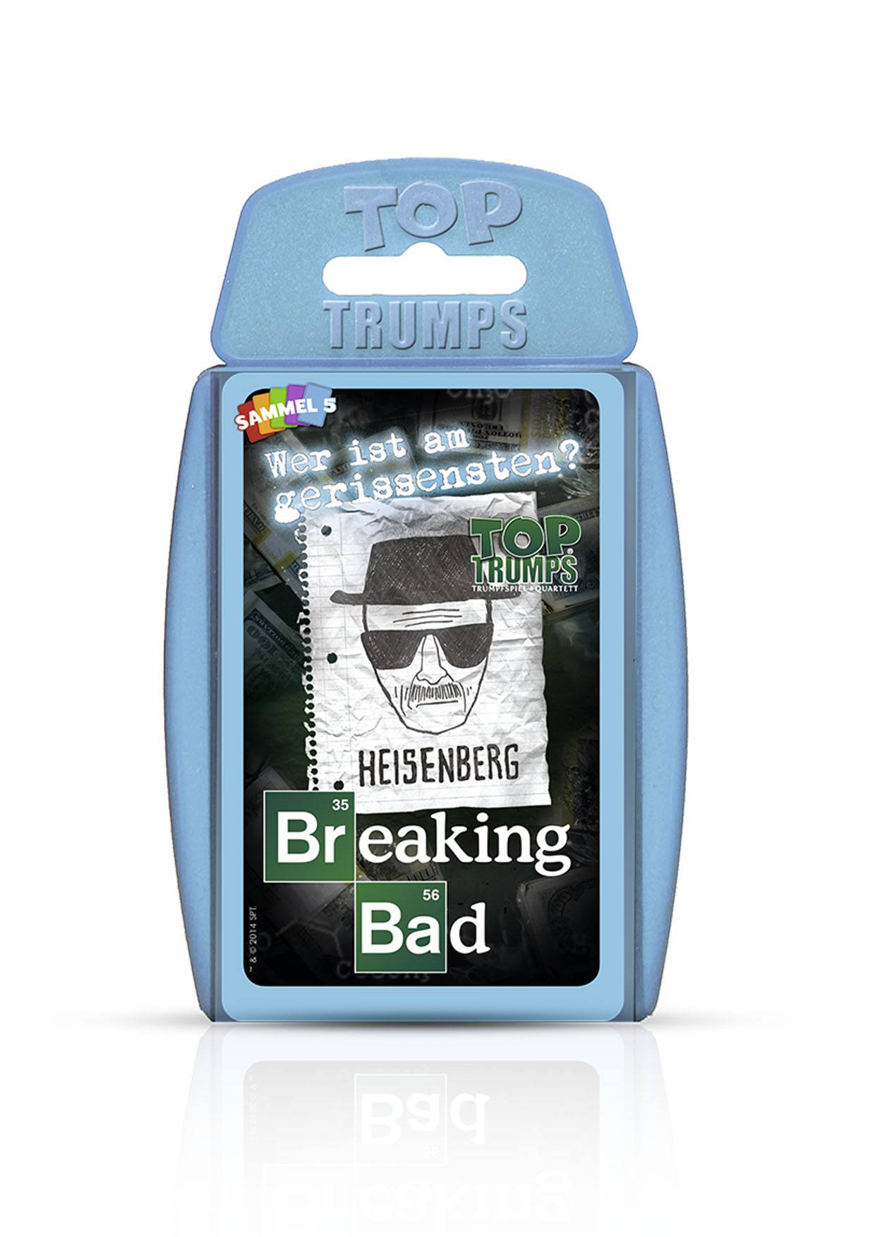 Breaking Bad Top Trumps *German Version*