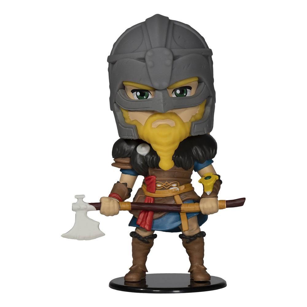 Assassin's Creed Valhalla Ubisoft Heroes Collection Chibi Figure Eivor Male 10 cm