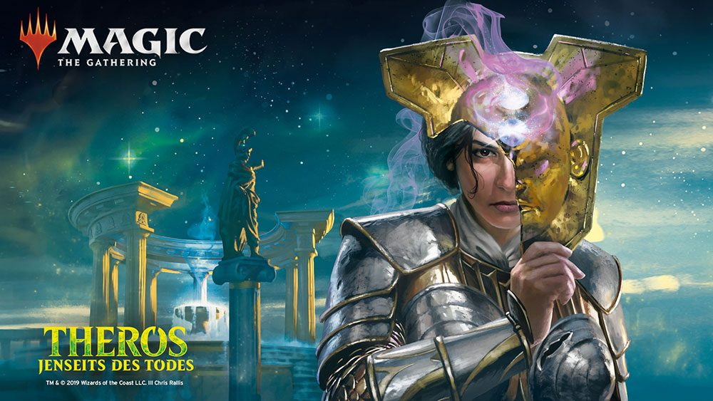 Magic the Gathering Theros: Jenseits des Todes Deck Builder´s Toolkit german