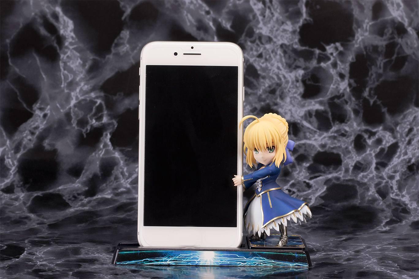 Fate/Grand Order Bishoujo Character Collection Mini Figure Saber/Altria Pendragon 8 cm