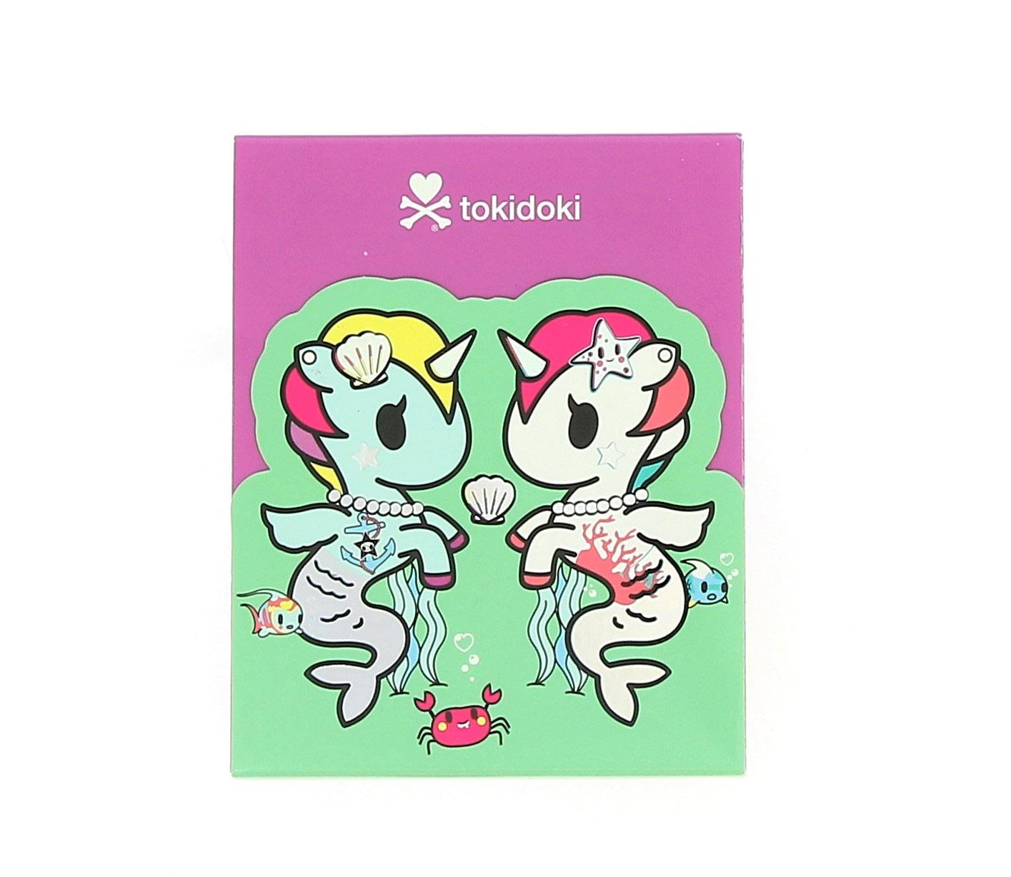 Tokidoki Sticky Notes Set Mermicorno