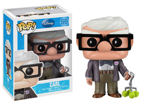 Up POP! Vinyl Figure Carl 10 cm