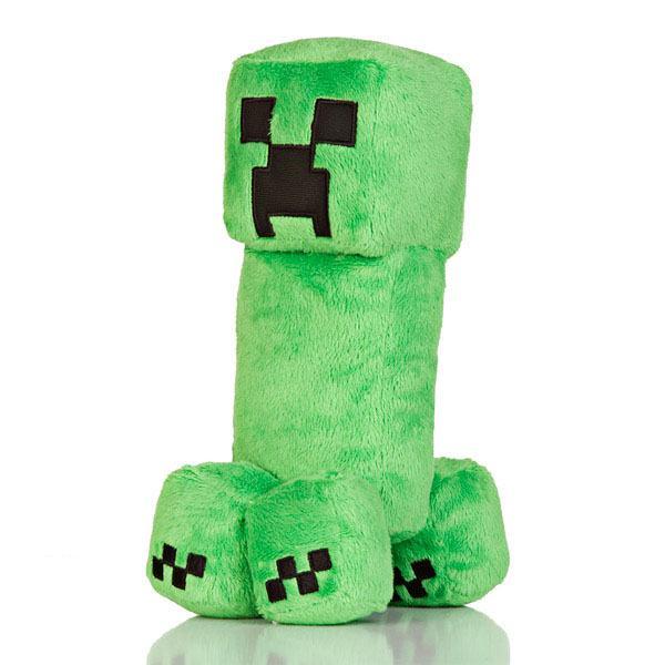 Minecraft Plush Figure Creeper 27 cm