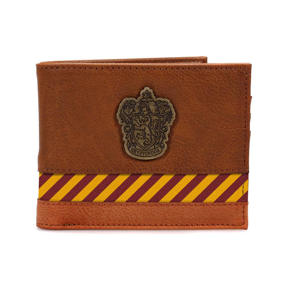 Harry Potter Wallet Gryffindor Crest