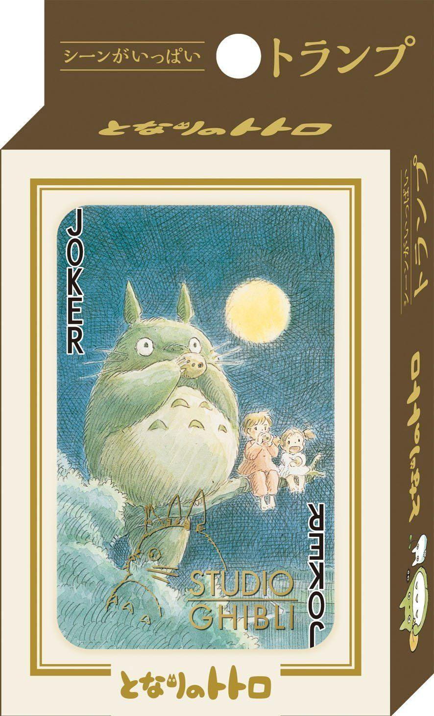My Neighbor Totoro Playing Cards