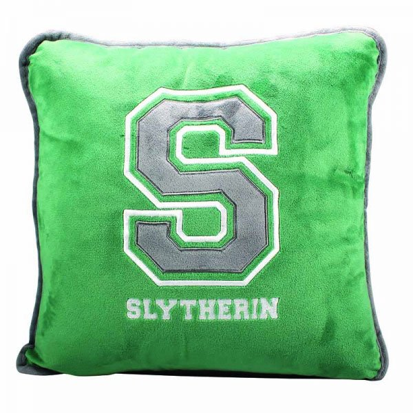 Harry Potter Pillow S for Slytherin 46 cm