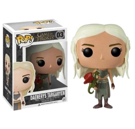 Game of Thrones POP! Vinyl Figure Daenerys Targaryen 10 cm
