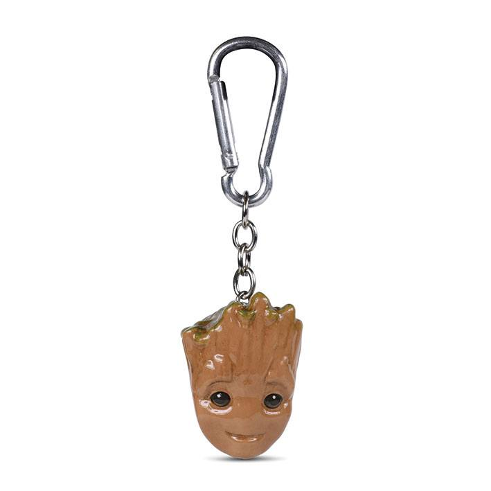 Guardians of the Galaxy 3D-Keychains Baby Groot 4 cm Case (10)