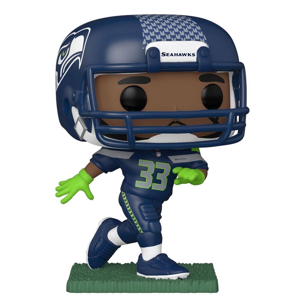 NFL POP! Sports Vinyl Figure Seahawks - Jamal Adams (Home Uniform) 9 cm