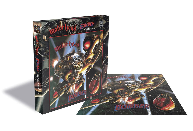 Motörhead Puzzle Bomber