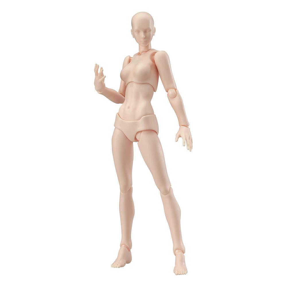 Original Character archetype Figma Action Figure Next: She - Flesh Color Ver. 14 cm
