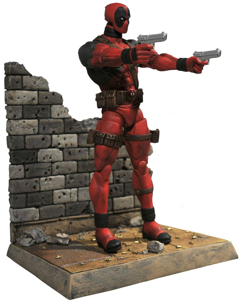 Marvel Select Action Figure Deadpool 18 cm