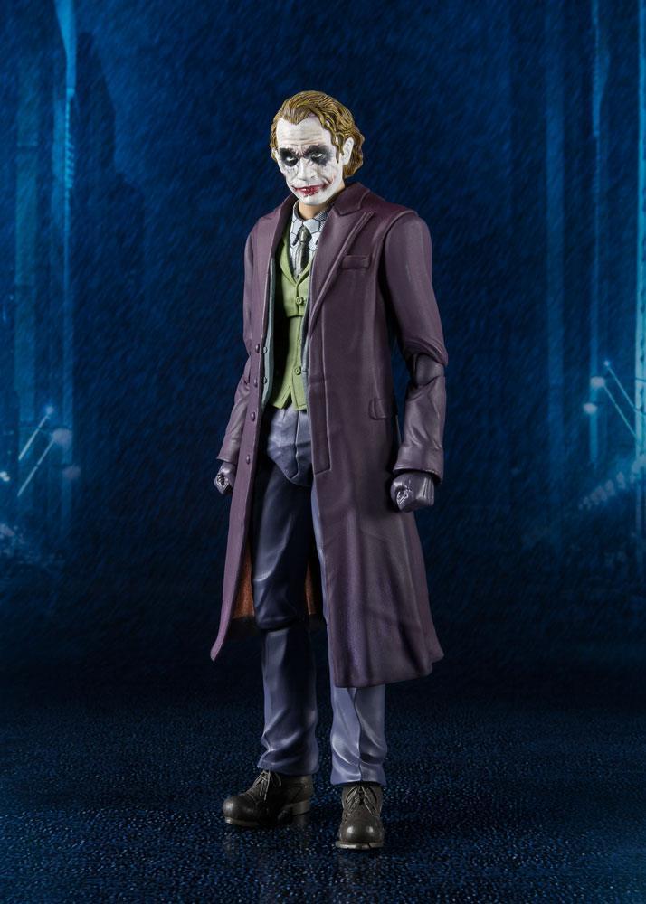 Batman The Dark Knight S.H. Figuarts Action Figure Joker 16 cm