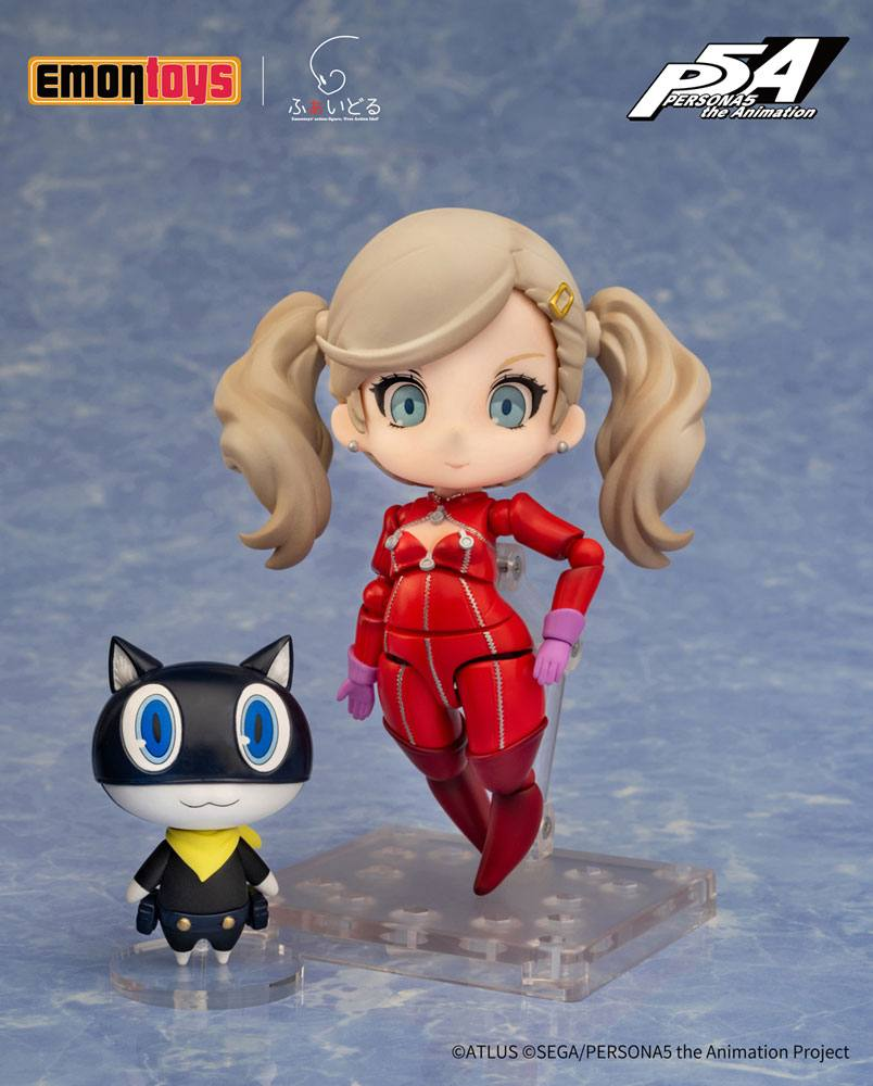 Persona 5 Faidoll Action Figure Takamaki An Vol. 3 13 cm