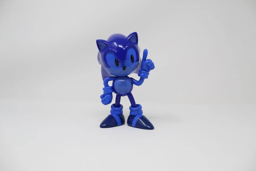 Sonic the Hedgehog Mini Icons Statue 1/6 Sonic Blue Edition 15 cm