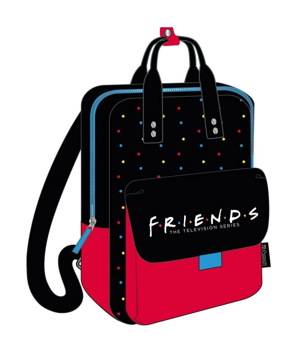 Friends Backpack Logo