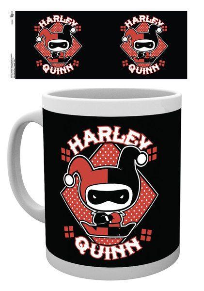 DC Comics Mug Harley Quinn Chibi