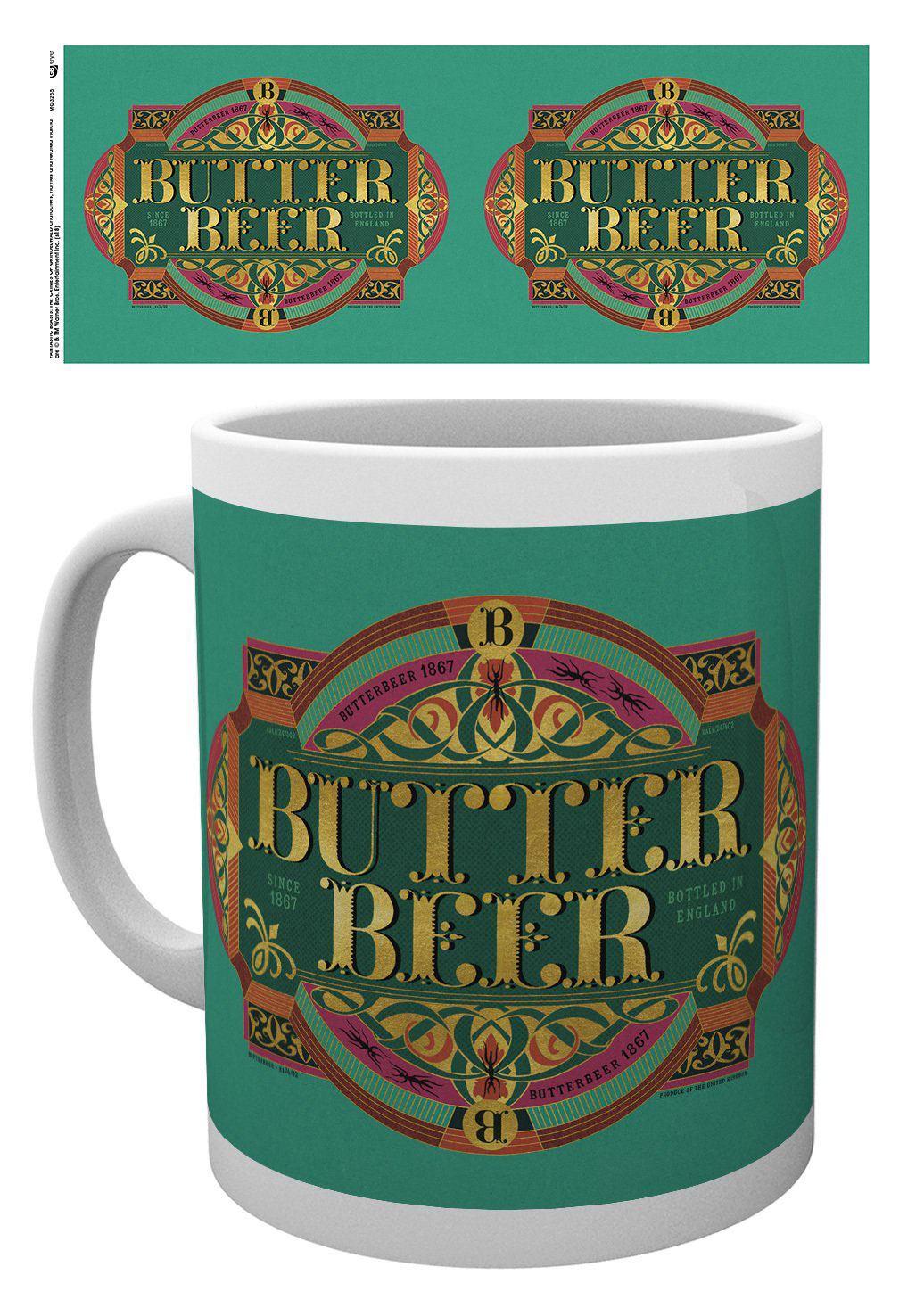 Fantastic Beasts 2 Mug Wizarding Brew