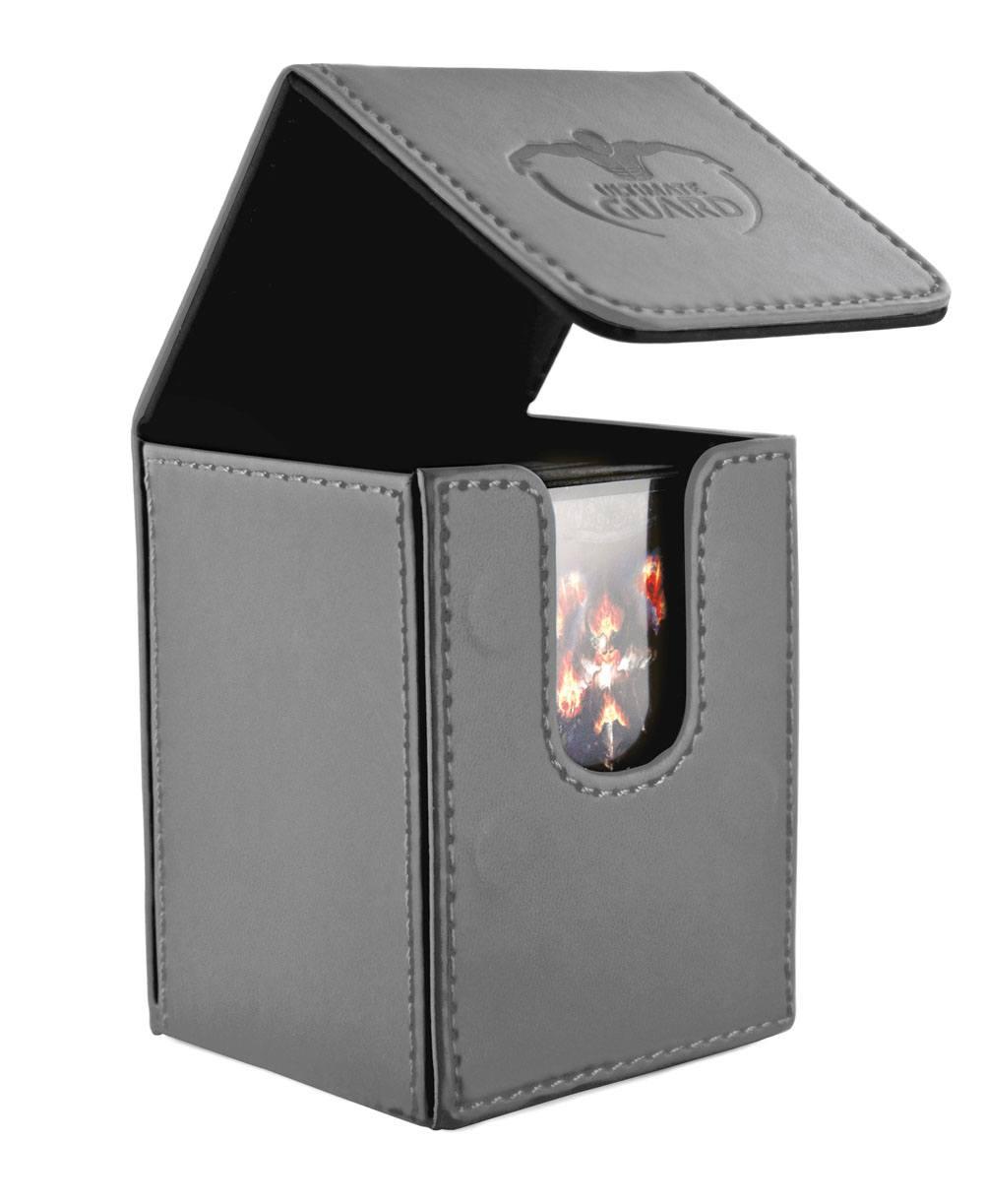 Ultimate Guard Flip Deck Case 100+ Standard Size Grey