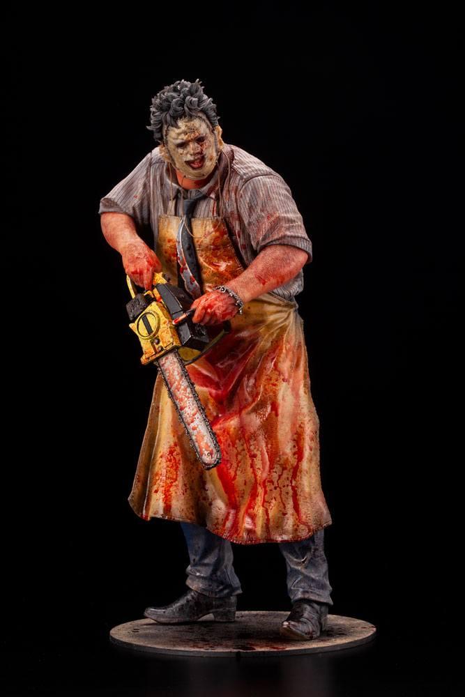 Texas Chainsaw Massacre ARTFX PVC Statue 1/6 Leatherface Slaughterhouse Ver. 32 cm