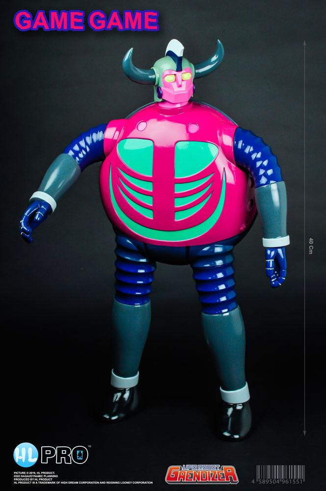 UFO Robot Grendizer Legion of Heroes Vinyl Figure Game Game 40 cm
