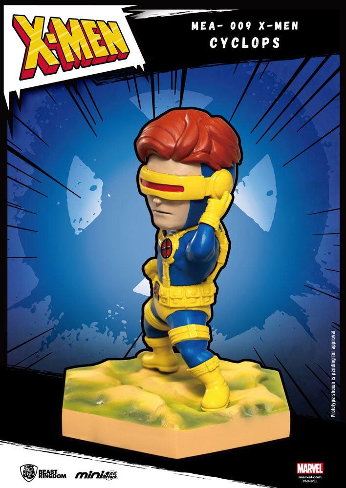 X-Men Mini Egg Attack Figure Cyclops 9 cm