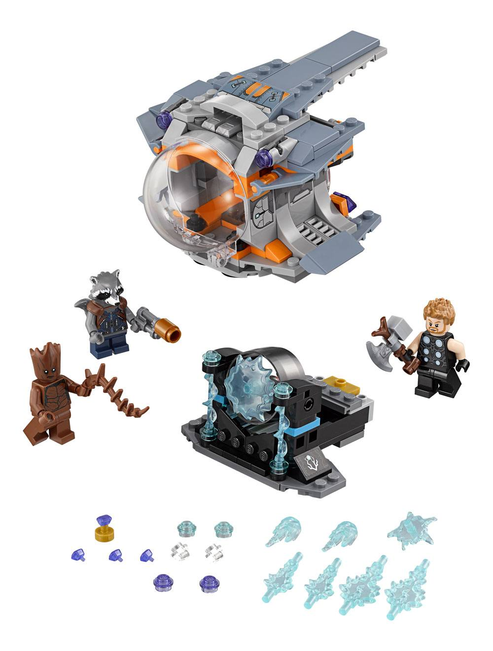 LEGO® Marvel Super Heroes™ Avengers: Infinity War - Thor's Weapon Quest