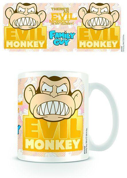 Family Guy Mug Monkey
