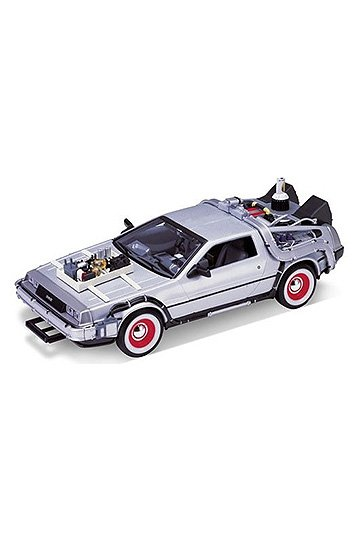 Back to the Future III Diecast Model 1/24 ´81 DeLorean LK Coupe